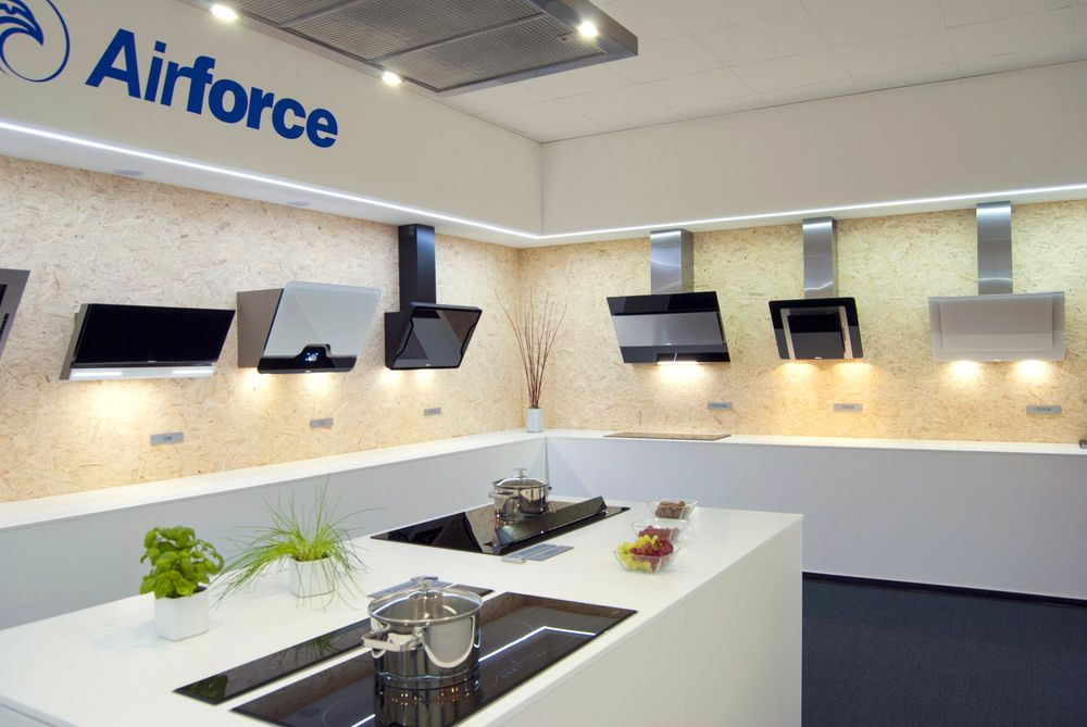 Airforce - showroom